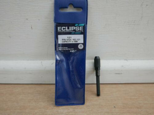 Genuine Eclipse 121 Pin Vice Chuck phosphatée Finition