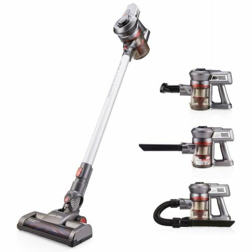 Cordless Vacuum Cleaner 45Min. Battery Cordless Bagless 2 Year Warranty Home Jebo 2 in1