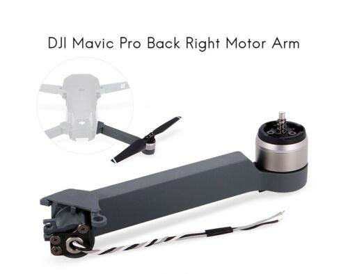 Bras arrière Droit original DJI Mavic Pro-Original DJI Mavic pro Back Right arm