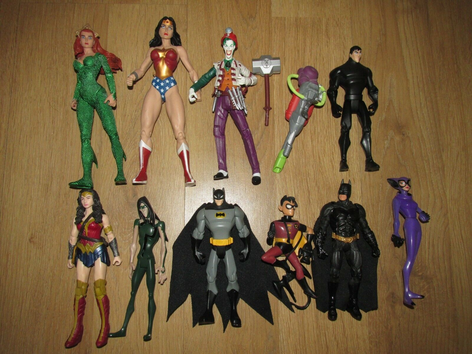 DC Comics & Marvel Superhero cifra BundleJOB LOT