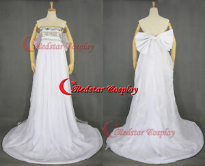 Image Is Loading Neo Queen Serenity Cosplay Dress From Sailor Moon