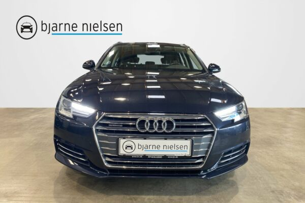 Audi A4 2,0 TDi 190 S-line Avant quattro S-tr. billede 9