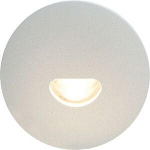 Hpm led calla step light 24w 24lm white directional wall light 66mm image is loading hpm led calla step light 2 4w 24lm mozeypictures Image collections