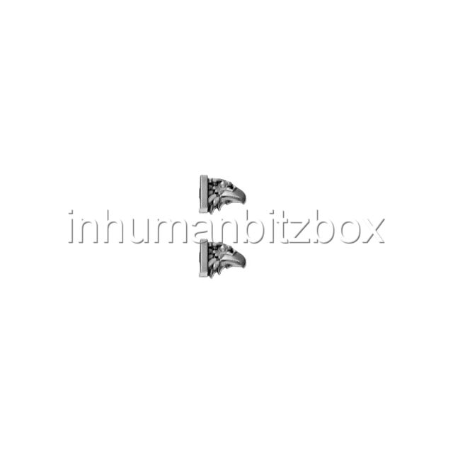 IK22 ICONE AQUILA x2 IMPERIAL KNIGHT WARDEN WARHAMMER 40000 BITZ W40K CA129*2