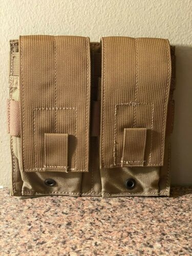 Carbine Coyote Specter Gear Double Universal Rifle SMG Mag Pouch