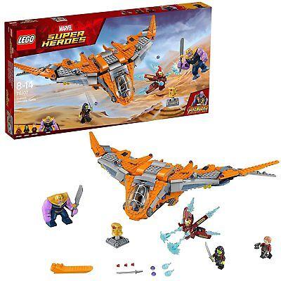 LEGO 76107 Marvel Super Heroes Thanos Ultimate Battle - Avengers Infinity War