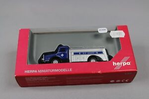 ZC2590-Herpa-Ho-1-87-camion-miniature-152174-krupp-titan-LKW-BV-Aral
