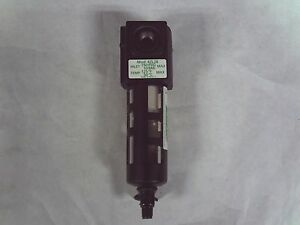 150 psi Compact Compressed Air Filter 4ZL28 (DR)