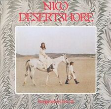 Desertshore by Nico (CD, Apr-1991, Reprise)