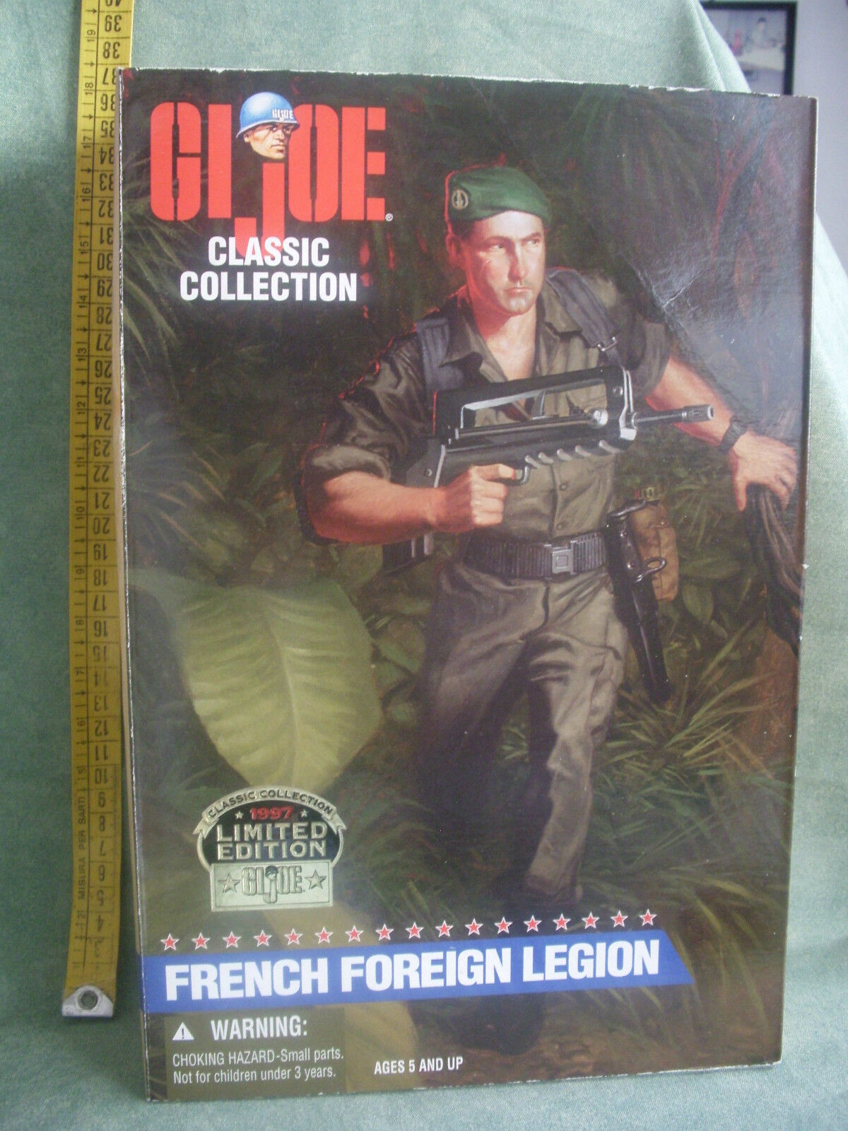 G.I. Joe Limited Edition 1997