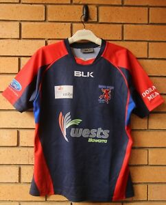 Details about WESTERN SUBURBS DEVILS RLFC BLK RUGBY LEAGUE MEN'S TRAINING  SHIRT SIZE SMALL