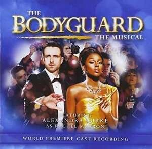 Touring-Cast-Ft-Alexandra-Burke-The-Bodyguard-The-Musical-NEW-CD
