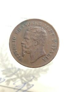 5-Cents-1861-Naples-Tete-Tronquee-Expertise-Vittorio-Emanuele-II