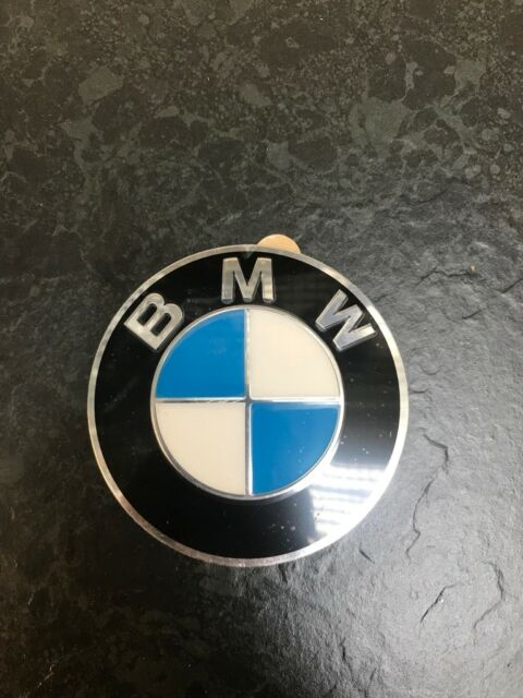 BMW Original Aufkleber Emblem Plakette selbstkle.. 82mm