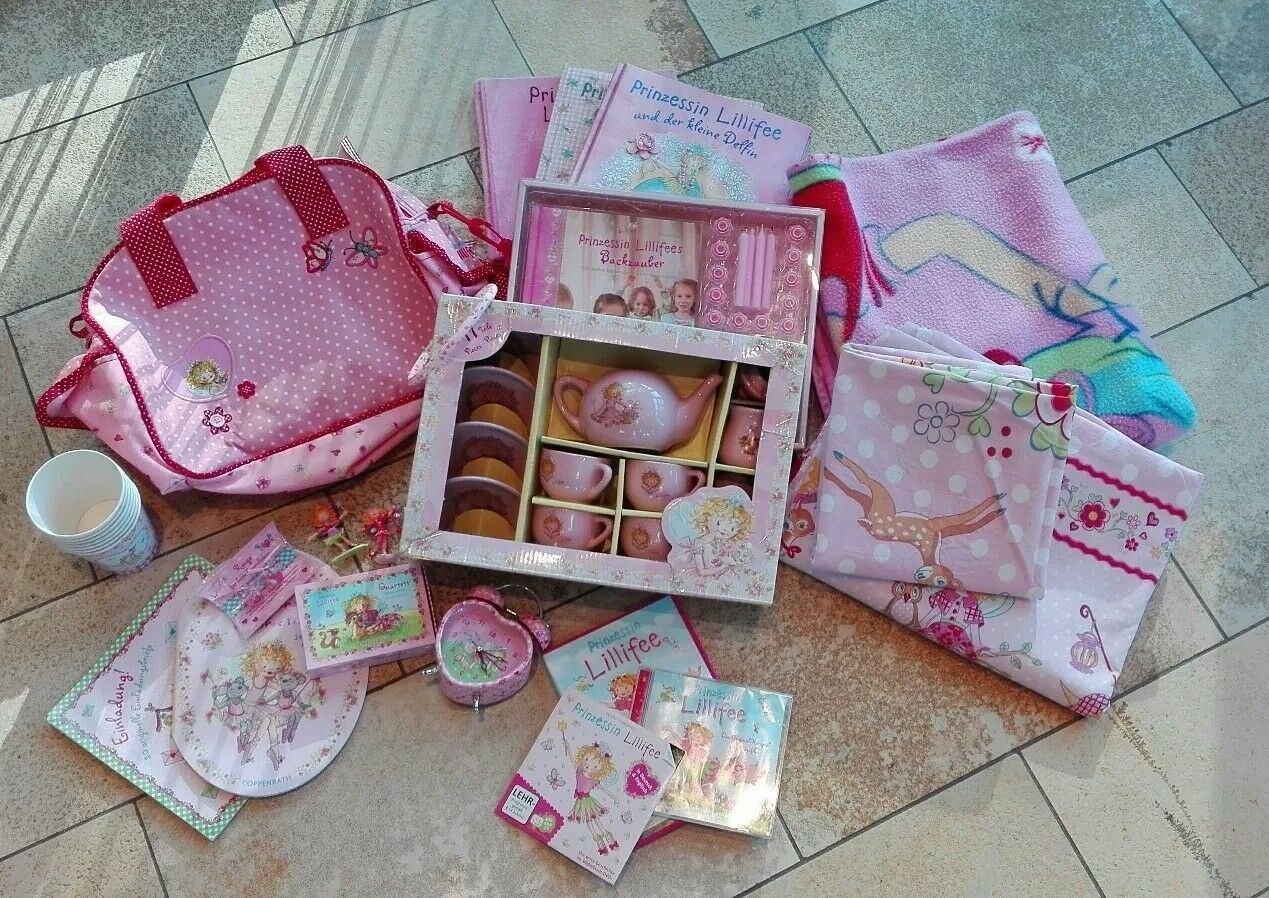 Prinzessin Lillifee Mega XXL Paket