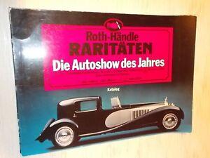 Roth-Haendle-Raritaeten-Die-Autoshow-des-Jahres-Sammlung-Harrah-s