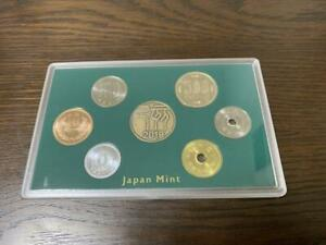 JAPAN-MINT-2019-Mint-Set-6-Coins-amp-Medal-The-Last-Year-of-Heisei-era-In-Case-New