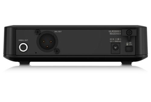 Behringer Ultralink ULM300MIC Digital Wireless System with Handheld Microphone