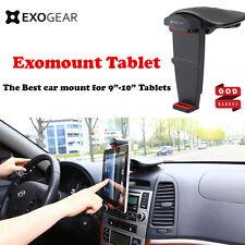 "Exogear Exomount Tablet 9-10"" Car Mount Holder for iPad 1 2 3 4 Galaxy Note 10.1"