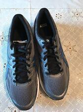 ASICS GT-1000 V5 Running shoes Men's NEW/SAMPLE US size 9 Carbon/imperial/black