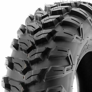 Details about SunF Replacement 26x9R12 26x9x12 Radial ATV UTV Tire 6 Ply  Tubeless A043
