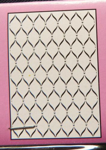 Crafts-Too//CTA4020//carpeta de grabación en relieve//// Süße celosía A4