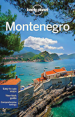 Lonely Planet Montenegro (Travel Guide) by Lonely Planet, Dragicevich, Peter, M