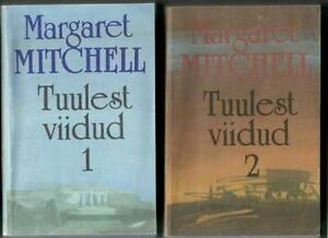 Margaret-Mitchell-GONE-WITH-THE-WIND-1-2-Estonia-1991