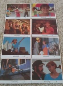 Checking Out Pippi Longstocking From >> New Adventures Of Pippi Longstocking Movie Poster Lobby Card Set