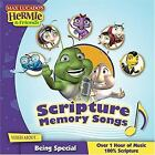 Hermie and Friends: Scripture Memory Songs : Verses about Being Special (2006, CD, Unabridged)