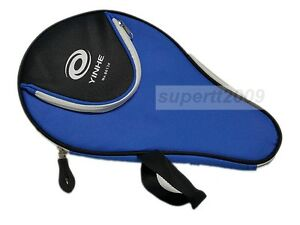 Yinhe-New-8013-Blue-Table-Tennis-Ping-Pong-Blade-Racket-Paddle-Bat-Case-Cover