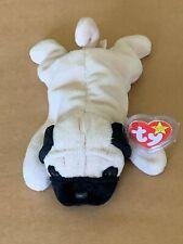 f15912b1380 item 4 Pugsly the Pug Plush Dog Ty Beanie Baby 1996) -Pugsly the Pug Plush Dog  Ty Beanie Baby 1996)