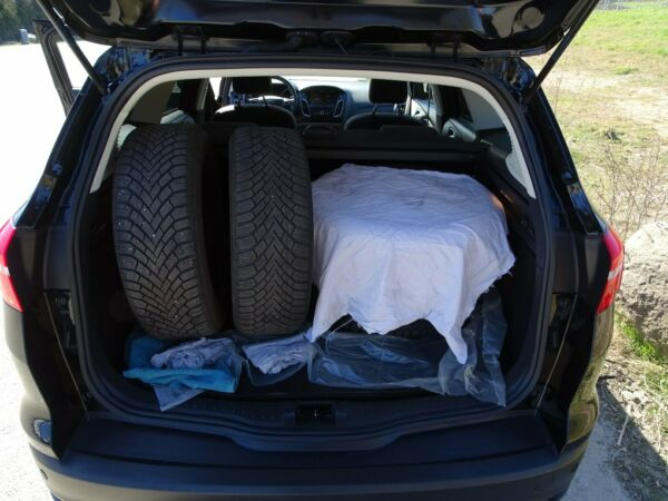 Ford Focus 1,5 SCTi 150 Titanium stc. - billede 5