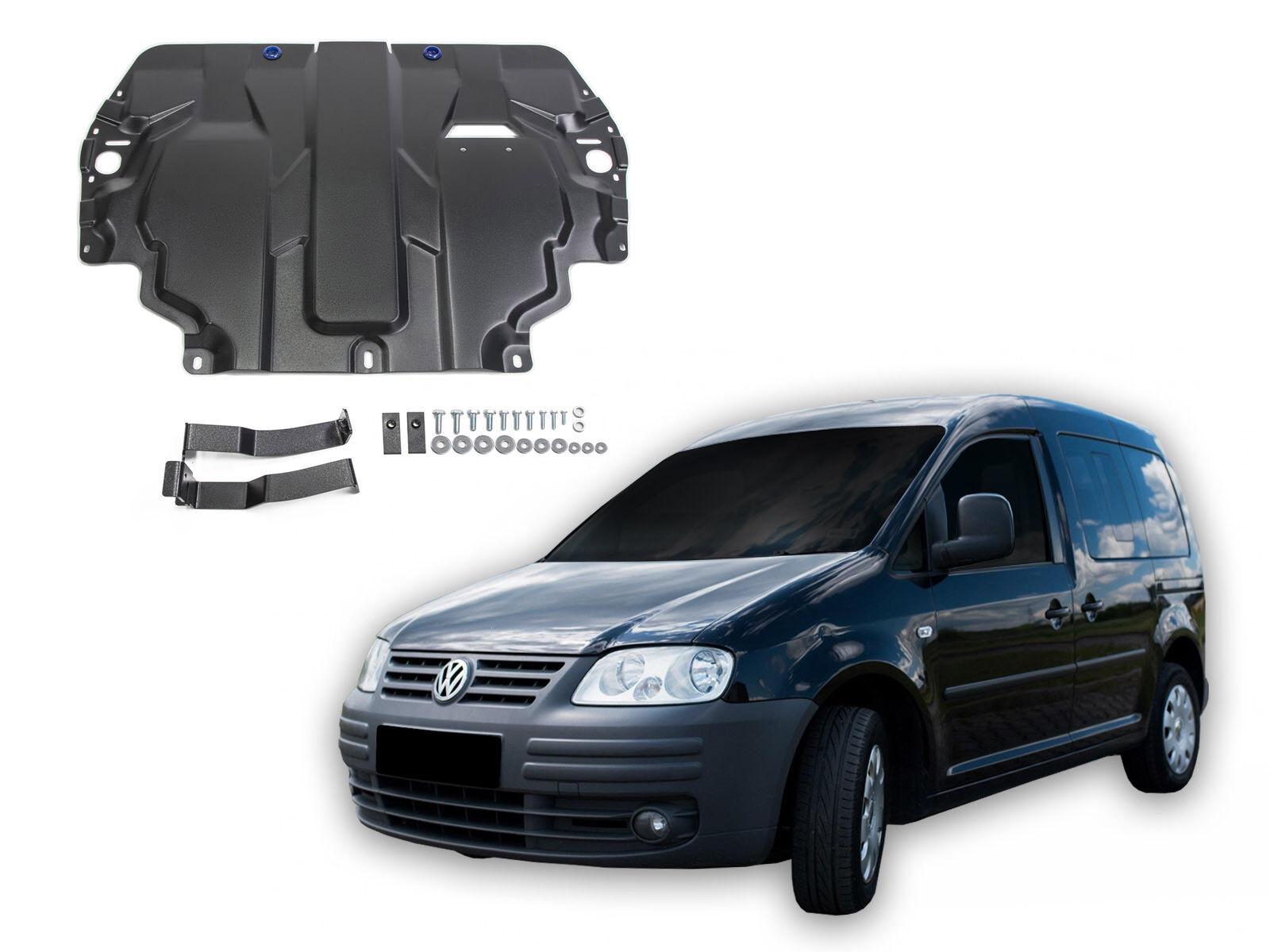 Welp VW CADDY 2004-2015 ENGINE + GEARBOX GUARD SKID PLATE UNDERTRAY PR-64