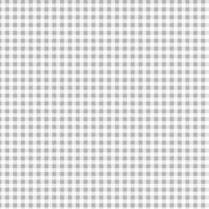baumwollstoff meterware 0 5lfm 100 baumwolle decke vichy karo grau wei kariert ebay. Black Bedroom Furniture Sets. Home Design Ideas
