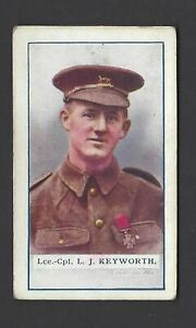 GALLAHER-THE-GREAT-WAR-VC-HEROES-2ND-46-L-J-KEYWORTH