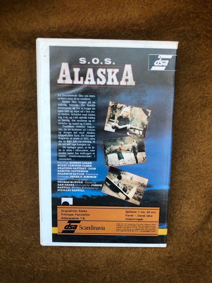 Anden genre, SOS Alaska