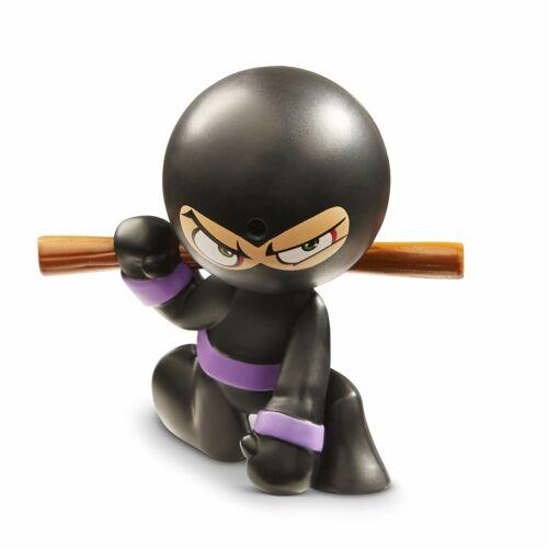 Kids Mini Ninja Figure Statue Play Game Toy Dragon//Sensei//Shadow//Samurai//Warrior
