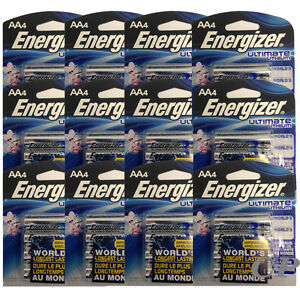 48 energizer aa ultimate lithium l91bp batteries in retail. Black Bedroom Furniture Sets. Home Design Ideas