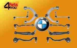 BMW-X5-E70-X6-E71-E72-Querlenkersatz-Satz-Spurstangenkopf-Koppelstange-Tragarm