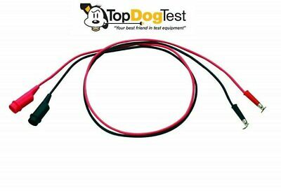 GW Instek GTL-207 Test Lead Set for Power Supply CAT 2 1kV