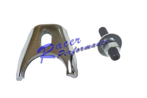 Chrome Ford FE Distributor Hold Down Clamp 352 360 390 406 427 428 Mustang Truck