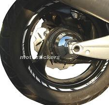 Adhesivos ruedas - Kit de pegatinas racing YAMAHA TMAX - desde 14 pulgadas
