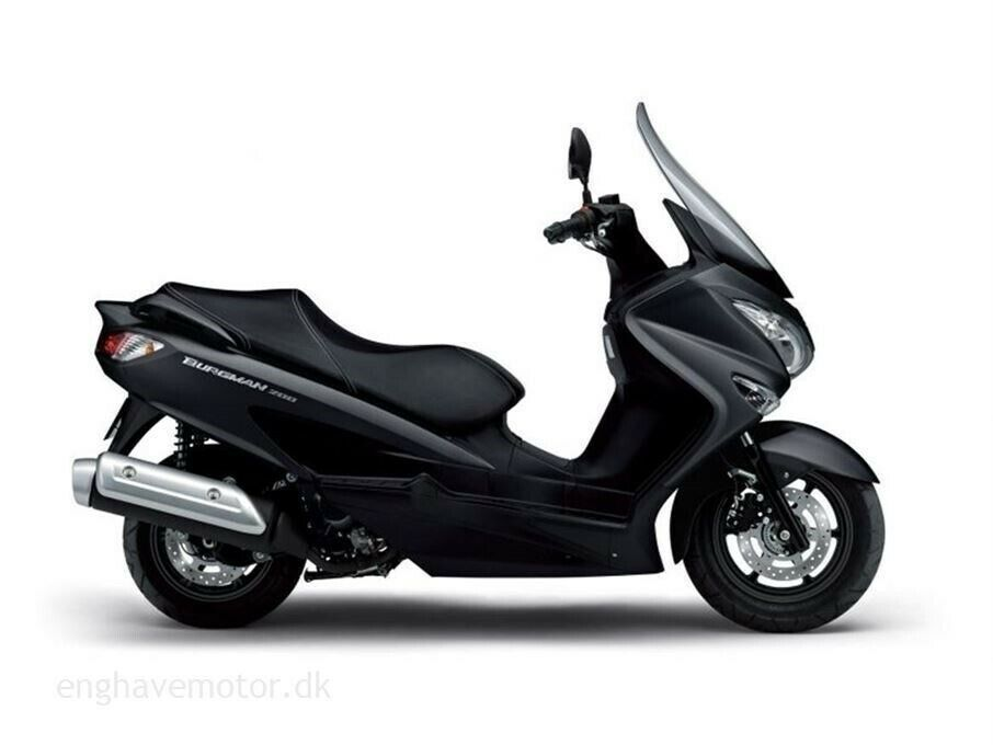 Suzuki, AN 200 Burgman, ccm 200
