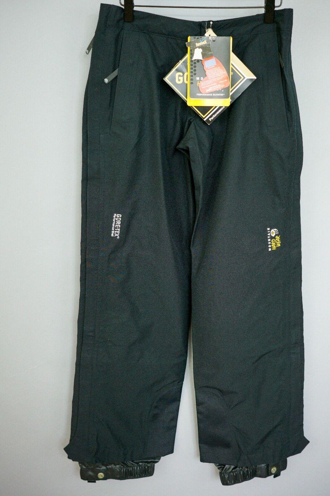 XII401 Mujer Mountain Hardwear Gore-Tex Esquí Snowboard PANTALONES S W30 L30