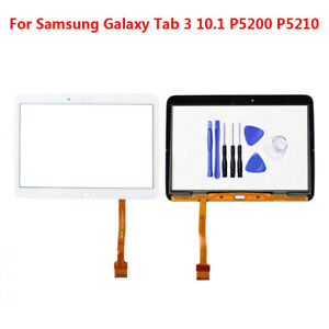 For-Samsung-Galaxy-P5200-P5210-Tablet-Outer-Touch-Screen-Digitizer-Glass-Tools