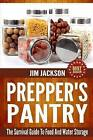 Shtf Survival Pantry: The Survival Guide to Food and Water Storage by Jim Jackson (Paperback / softback, 2014)