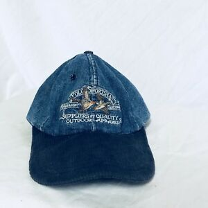 6db558af3 Details about VTG Ralph Lauren Polo Sport Sportsman Hat Fitted Long Bill  90s Bear Stadium Cap