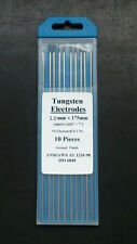 """10 pcs of .040""""* 7""""(1.0*175mm),Purple WT30,3%Thoriated Tungsten TIG Electrode"""