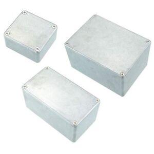 Hammond 1550B Natural Fundido a Troquel Aluminio Caja 114.5X 64X 29.5mm